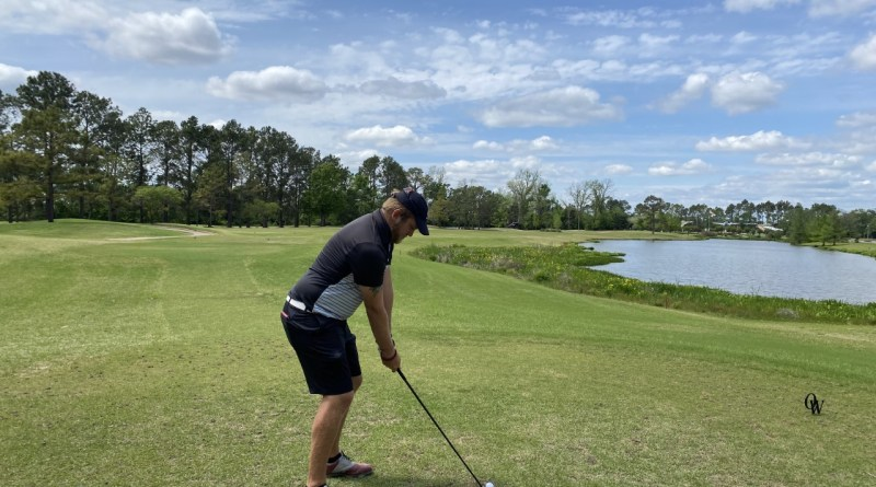<div>Everson Tied For 8th After First Day Of SWAC Men's Golf Championship</div>
