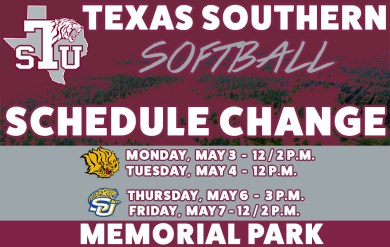 Softball Adjusts Upcoming Games Due To Weather