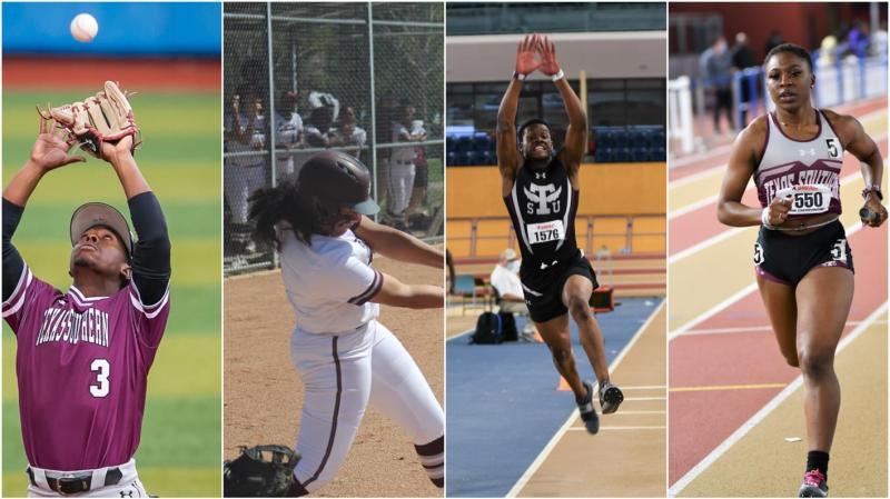 <div>Baseball, Softball Teams Head To Prairie View, Track Teams To Compete At Texas A&M</div>