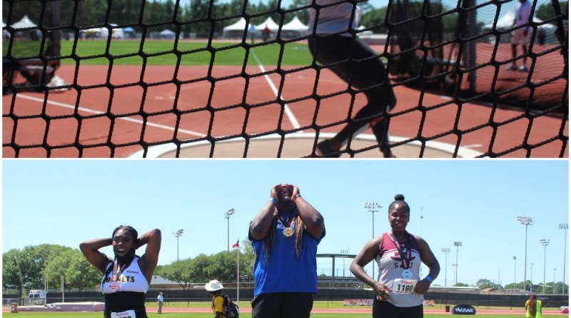 <div>Perkins Earns 2nd Place Finish In Hammer Throw At SWAC Track & Field Championships</div>