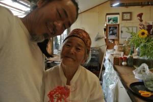 赤坂のおばちゃんも元気