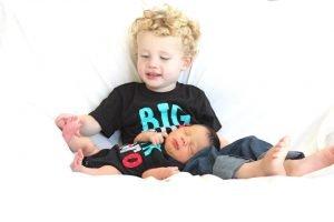 Luke and Josiah'