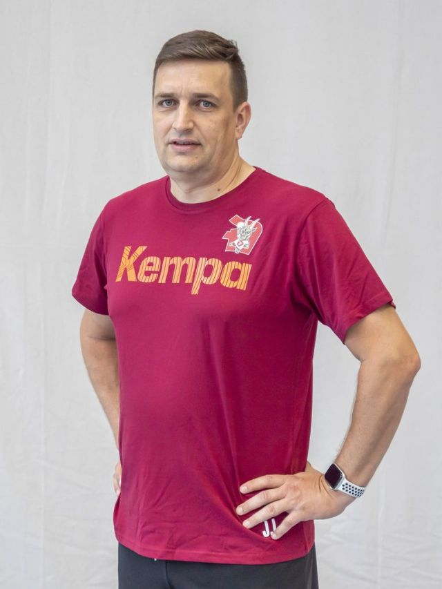 Trainer E-Jugend Jürgen Lachner