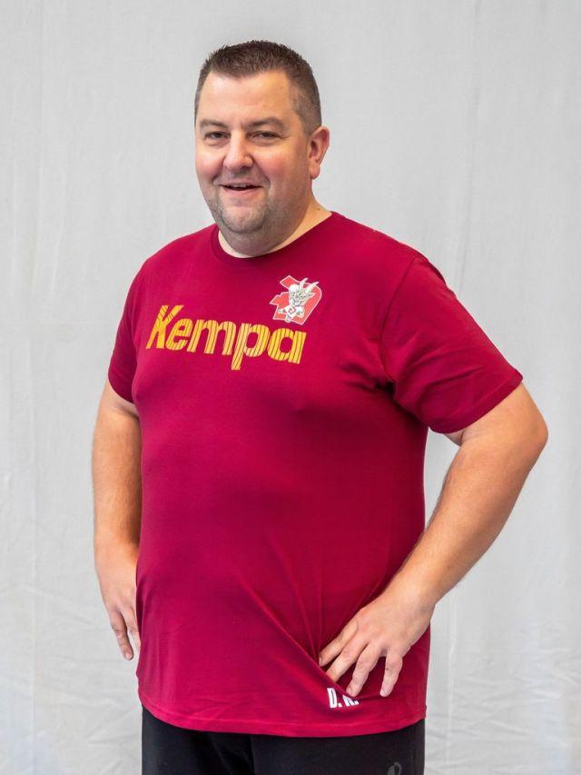 Trainer F-Jugend Daniel Kraaz