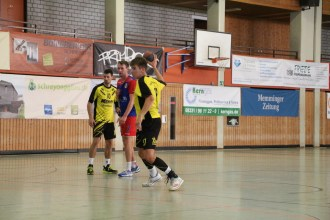 Herren 2 gewinnen 34:28 gegen SG Kempten/Kottern II