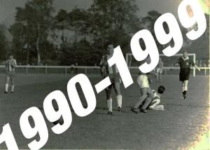 Fussball 1990-1999