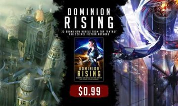 Dominion Rising for 99 cents preorder image graphic