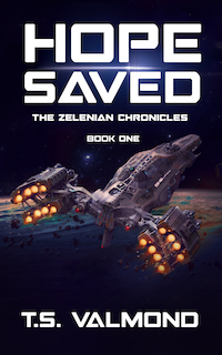 Hope Saved by T.S. Valmond cover image