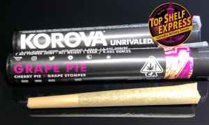 Korova – GRAPE PIE : Per Roll 1g