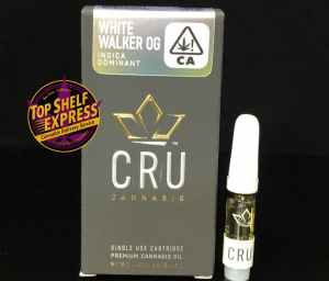 CRU – WHITE WALKER : Cart .75ml