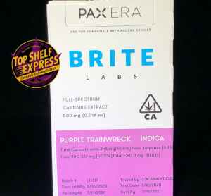 Brite Labs – PURPLE TRAINWRECK : PAX ERA