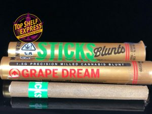 Sticks – GRAPE DREAM : Blunt 1.5g