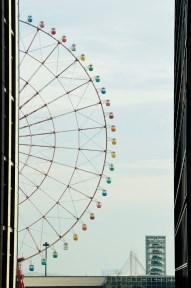 colourful ferris wheel :D