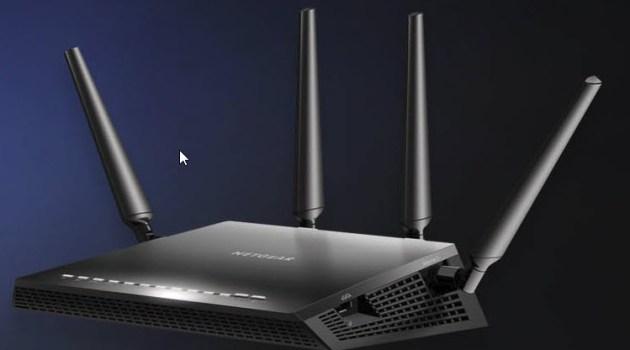 Netgear R7800