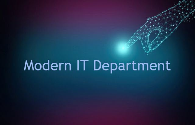 Modern IT Department
