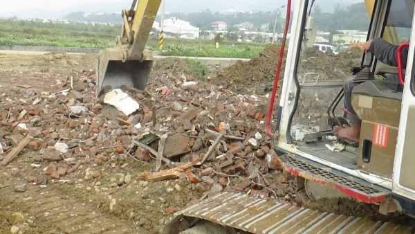 營建廢棄物清運