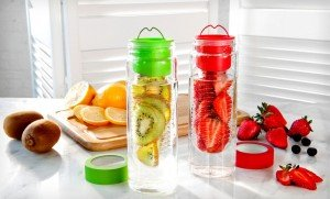 Fruit-infuser-bottles