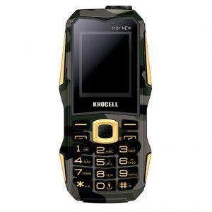 Khocell Khocell – K11S+ – Mobiele telefoon – NEW Grey