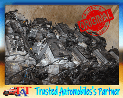Trusted name of Reconditioned Car Engine & Parts in Bangladesh