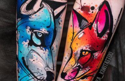 Kiwi Tattoos