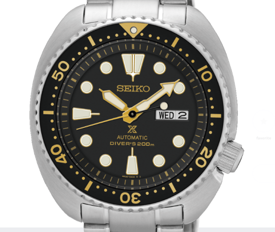 Seiko goes diving in so many ways