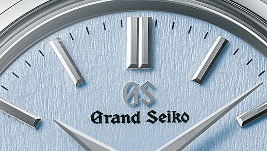 Gtrand Seiko SNowflake