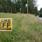 Don't Steal Signs, Especially If You're a Former Elected Official