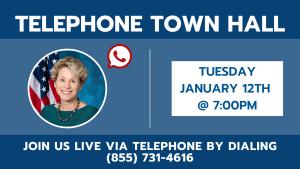 Chrissy Houlahan Telephone Town Hall @ Phone