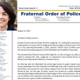 Chester County FOP Endorses Lauren Holt For District Judge