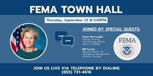 FEMA Town Hall @ Virtual Event