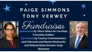 Fundraiser for Page Simmons and Tony Verwey @ Levante Stables