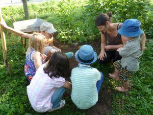 Kinder-Gartennachmittag im WandelGarten @ Wandelgarten Vauban