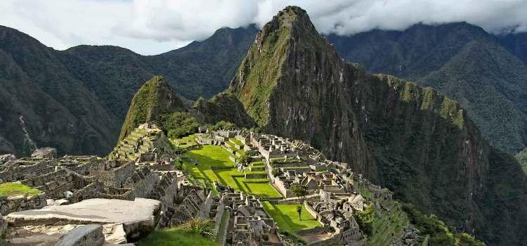 Machu Picchu © Barbara Weibel