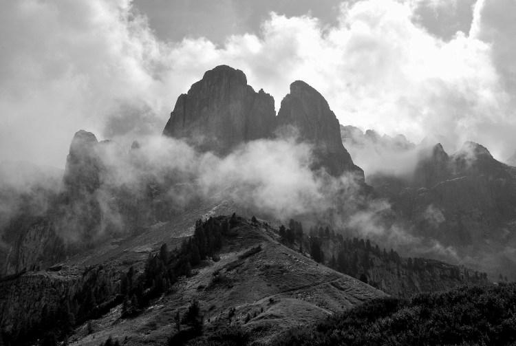Sella Group, Italian Dolomites © Bethany Lloyd