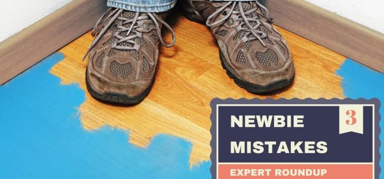 TTIM Expert Roundup 3 – Newbie Mistakes