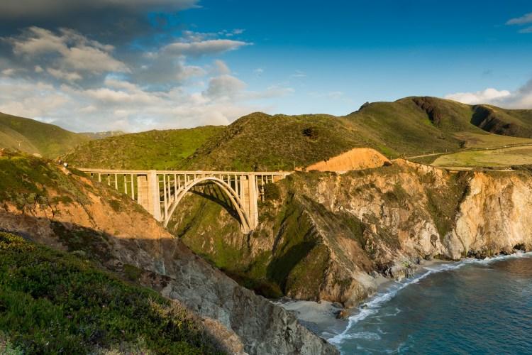 Bixby Bridge Big Sur, CA
