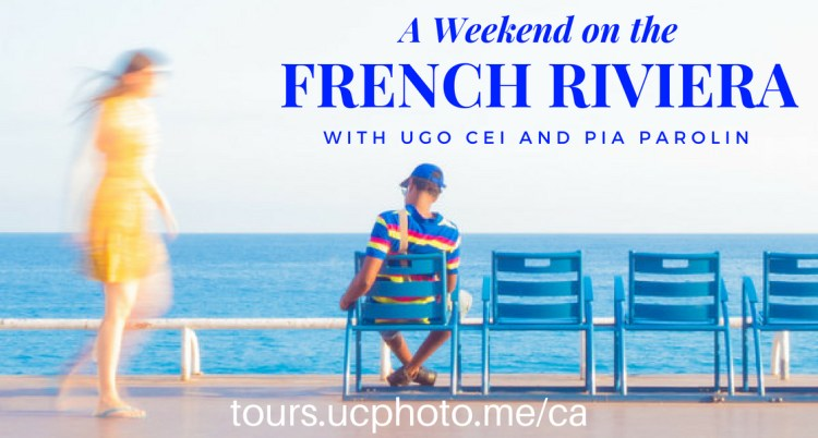 A Weekend on the French Riviera with Ugo Cei and Pia Parolin