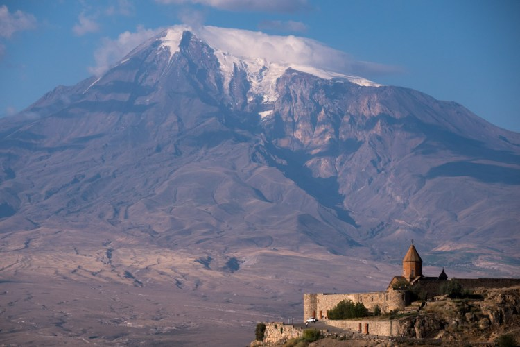 Mt. Ararat and Khor Virap - Armenia - Copyright 2018 Ralph Velasco