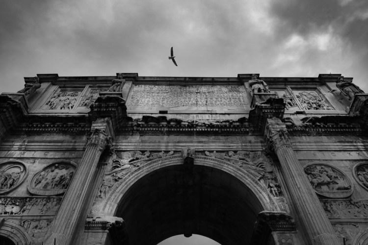 Rome, Copyright © 2018 Leigh Diprose