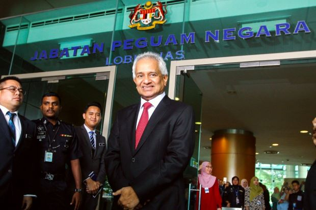 """Saya abaikan Bahasa Melayu selama 42 tahun"" – AG, Tommy Thomas"