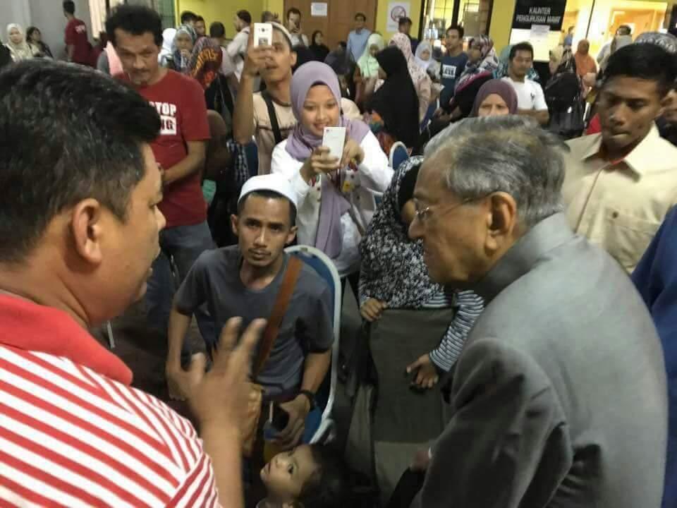 Pendapat saya tentang perayaan beer 'October fest'- Tun Dr Mahathir