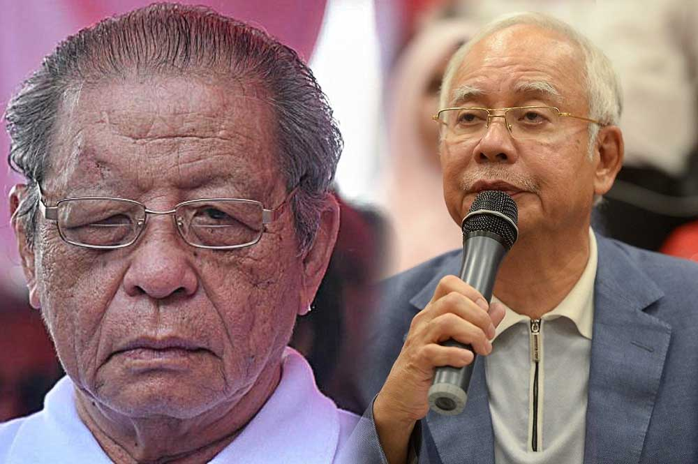 4 Kes Bunuh: Kecewa dengan Kit Siang, Najib buat laporan polis terhadap dirinya.