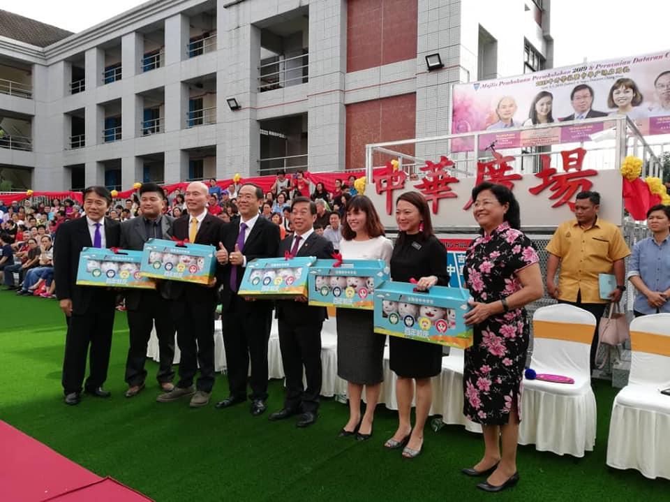 """""""Guan Eng beri peruntukan RM12 juta untuk sekolah persendirian Cina"""" - Teo Nie Ching"""