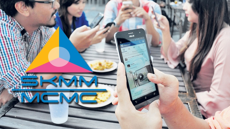 Salah guna media sosial: SKMM serbu 11 lokasi- rampas telefon, komputer riba.