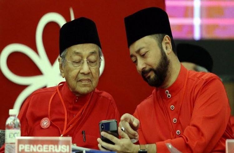 Mukhriz dilantik pengerusi MADA
