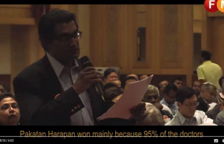 (video) Doktor 'mengamuk' minta kerajaan naikkan yuran, ini alasan mereka…