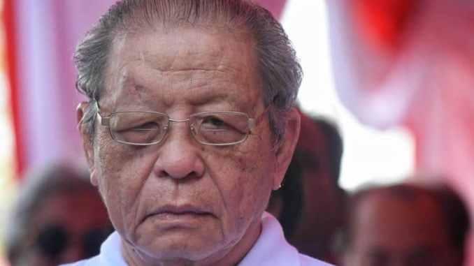 Kit Siang tak dapat tunai janji bersara kerana PH ditumbangkan PN ...