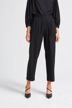 Rodebjer - Astrud Pants - Black - Front