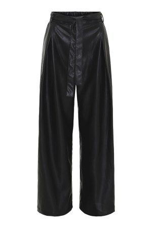 HunKøn - Ruth Trousers - Black - Front