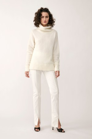 Stylein - Elbe Sweater - White - Front